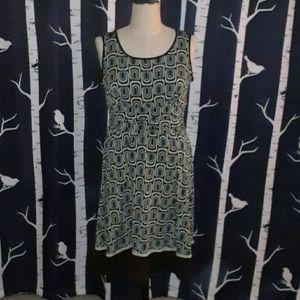 Groovy Sleeveless Dress